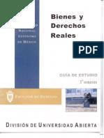 1312. Bienes y Derechos Reales (guía de estudios)