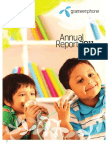 GP Annual Report 2011 (Excerpt)