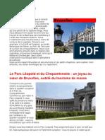 Guide Touristique - Bruxelles