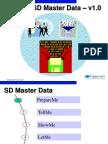 Master Data in SAP