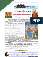 190.(III.26) Duminica Dinaintea Inaltarii Sf. Cruci