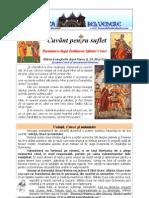 192.(III.28) Duminica Dupa Inaltarea Sf. Cruci