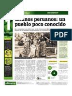 Gitanos Peruanos, Un Pueblo Poco Conocido