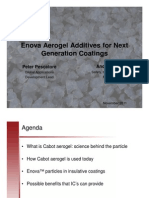 CABOT_Enova Aerogel Additives for Next Generation Coatings_Nov-2011