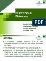Eletrosul - Final