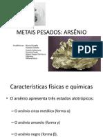 Apresentação Arsênio