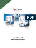 HyperMesh 11.0 User Guide