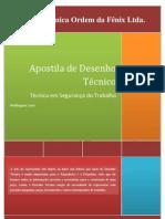 Apostila de Desenho Tecnico curso tecnico seguranca do trabalho