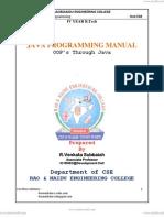 Java Programming Manual Jwfiles
