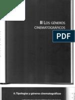 II Los géneros cinematográficos