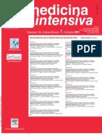 Medicina-Intensiva Octubre 2011 Volumen 35