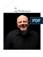 Introducing, Pastor Doug Welbourn!