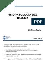 1_fisiopatologia Del Trauma Huancayo