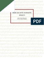 PROIECT Baze de Date Avansate