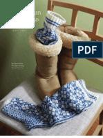 Norwegian Knit Socks