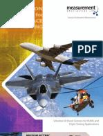 Aerospace - Vibration Sensors