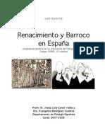 Renacimiento y Barroco