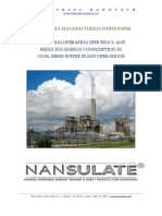 Nansulate Wp EnergyEfficient PowerPlants