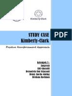 Study Case Analysis - Kimberly Clark