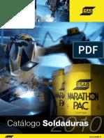 Catalogo Esab 2010
