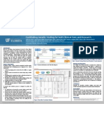 Facilitating Genetic Testing for Both Clinical Care and Research (Poster)