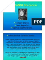 Giovanni Boccaccio.