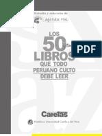50 Libros El Peru
