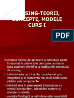 Nursing-teorii, Concepte, Modele