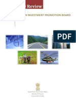 FOREIGN INVESTMENT PROMOTION BOARD