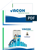 Presentacion Variadores de Frecuencia Vacon (Master 2011)