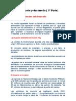 Tema Del Mes 011 Salud, Ambiente y Desarrollo