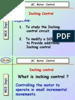 Inching Control