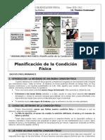 Teoria de Condicion Fisica 2010