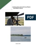 Strategie de Eco-turism Pentru Insulele de Pe Dunare Din Judetul Calarasi - Anexa 5