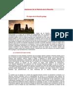nterpretaciones de la Historia de la filosofía