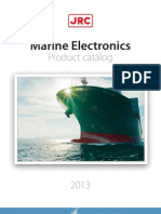 JRC Marine Product Catalog 2013