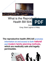 Summary Afp-2.Rh Bill