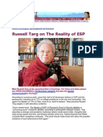 4.3.13 The Open Exchange Interviews The Reality of ESP Author Russell Targ