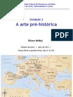 História-da-Arte---Arte-pré-histórica