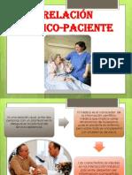 RELACIÓN MEDICO-PACIENTE
