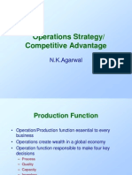 1 - Operations Strategy