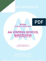 AA Visiting School Barcelona