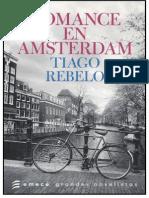 Tiago Rebelo - Romance en Amsterdam
