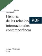 PEREIRA - Historia de Las Relaciones Internacionales