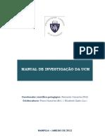 Manual de Investigação da UCM