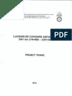 ProiectTehnic