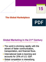 Globaisationl Market