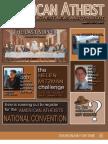 American Atheist Magazine March 2010