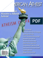 American Atheist Magazine Fourth Quarter 2012