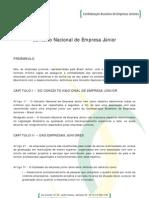 CNEJ - Conceito Nacional de Empresa Júnior